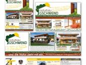 Anzeige Print Gschwend Naturbau