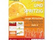 Anzeige Print Junge Wirtschaft Messe Reutte