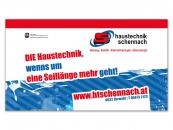 Anzeige TV Haustechnik Schennach