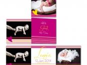 Babykarte Lenia