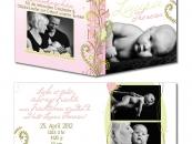 Babykarte Laura