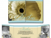 Babykarte Matthias