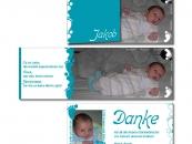 Babykarte Jakob