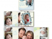 Babykarte Lias