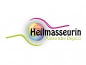 Logo Heilmasseurin Alexandra Dejaco