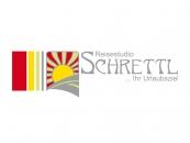 Logo Redesign Reisestudio Schrettl
