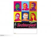 Veranstaltung Plakatentwurf Sechserpack Partyband