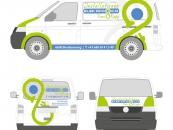 Autobeschriftung Elektor und Co Installationen