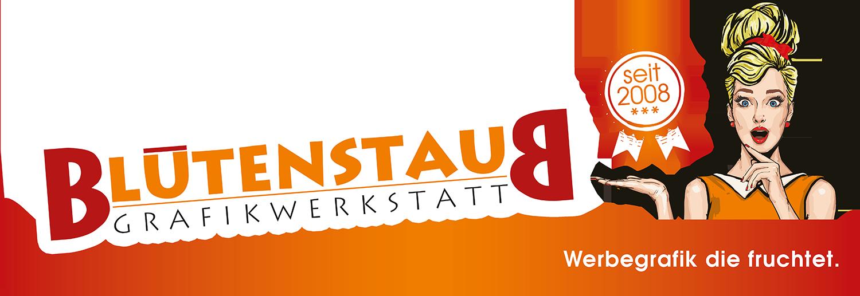 Logo Blütenstaub